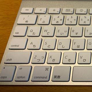 Apple - APPLE WIRELESS KEYBOARD MC184J/A