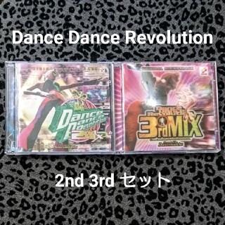コナミ(KONAMI)の【送料込】 Dance Dance Revolution サウンドトラック(ゲーム音楽)