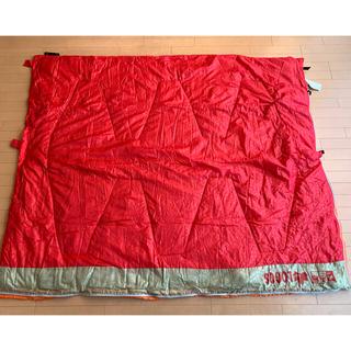 ロゴス(LOGOS)の新品 LOGOS 丸洗い2層寝袋 大判シート ー2度  2way(寝袋/寝具)