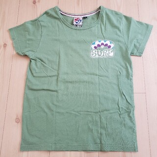 トゥエンティーフォーカラッツ(24karats)の24karats SURF☆Tシャツ☆グリーン系☆Sサイズ(Tシャツ(半袖/袖なし))