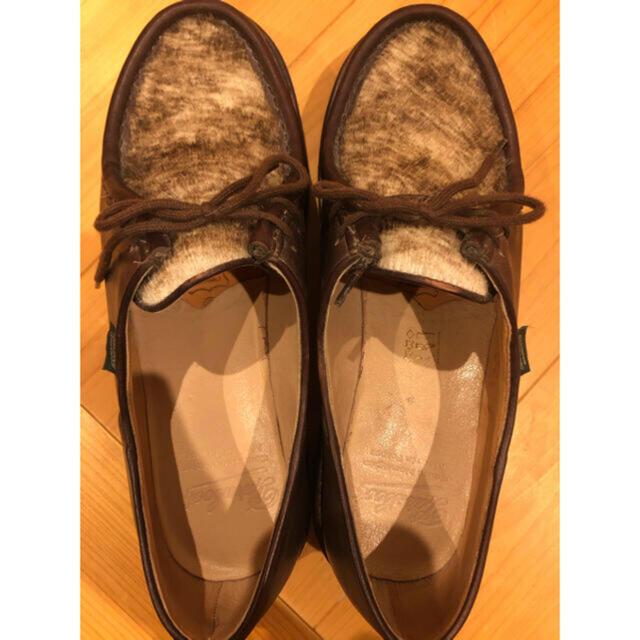 Paraboot(パラブーツ)のparaboot パラブーツ ミカエル ポニー  D42 メンズの靴/シューズ(ブーツ)の商品写真