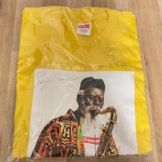 シュプリーム(Supreme)のsupreme 20AW Pharoah Sanders Tee Lサイズ(Tシャツ/カットソー(半袖/袖なし))