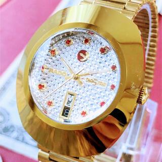 ラドー(RADO)の#1096【高級感がお洒落】メンズ腕時計 ラドー RADO ダイヤスター (腕時計(アナログ))