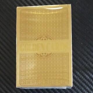 イデアインターナショナル(I.D.E.A international)のGOLDEN CARDS ゴールド(トランプ/UNO)