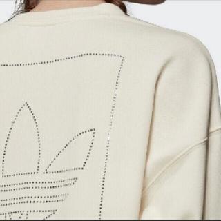 adidas - 新品 adidas オリジナルス オーバーサイズ スウェット 大きいサイズ