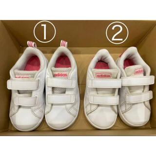アディダス(adidas)の【adidas】アディダス スニーカー 13・14cmセット(スニーカー)
