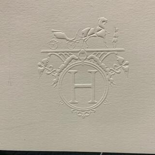 エルメス(Hermes)のエルメス グリーティングカード(カード/レター/ラッピング)