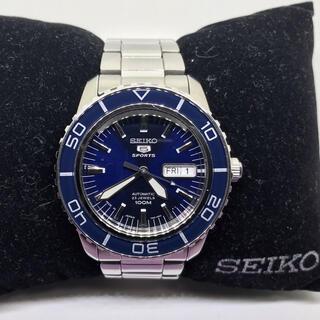 セイコー(SEIKO)のセイコー5スポーツ SNZH53J1(腕時計(アナログ))