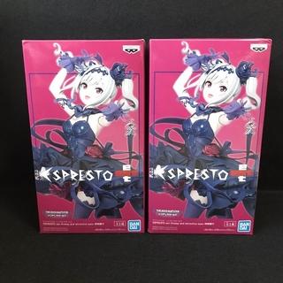 アイドルマスター 神崎蘭子 ESPRESTO est フィギュア 2個セット(アニメ/ゲーム)