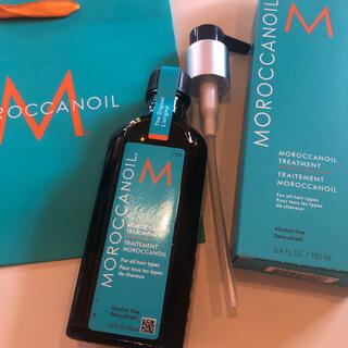 モロッカンオイル(Moroccan oil)のモロッカンオイル 100ミリ  正規品(オイル/美容液)