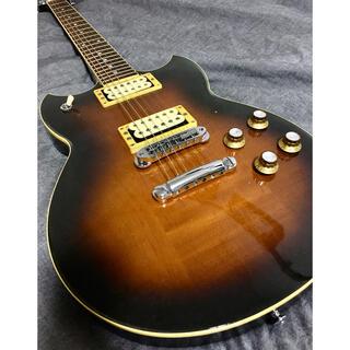 ヤマハ(ヤマハ)のYAMAHA SG800S タバコサンバースト 程度良(エレキギター)