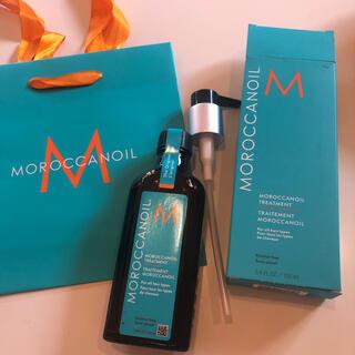 モロッカンオイル(Moroccan oil)のモロッカンオイル 正規品 100ミリ(オイル/美容液)