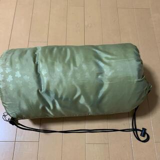ロゴス(LOGOS)の新品 LOGOS   丸洗い2層寝袋-2度(寝袋/寝具)
