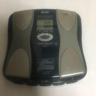 タニタ(TANITA)のタニタの体重計、体脂肪計(体重計/体脂肪計)