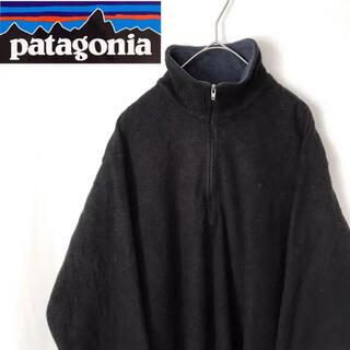 patagonia - パタゴニア  キャプリーン ハーフジップ フリース アメリカ製