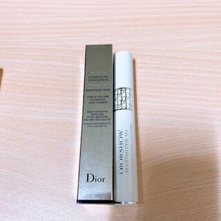 クリスチャンディオール(Christian Dior)のディオール ディオールショウ マキシマイザー 3D(マスカラ下地/トップコート)
