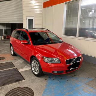 ボルボ(Volvo)のvolvo v50 2.4i 美車!(車体)