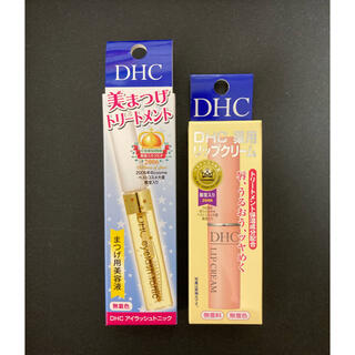 DHC - DHC アイラッシュトニック 薬用リップクリーム