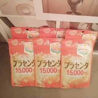 マルマン(Maruman)のマルマン プラセンタ15000 90粒(約30日分)✕6袋セット(その他)