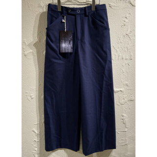 SUNSEA - SUNSEA 20AW  N.M THICKENED WIDE PANTS