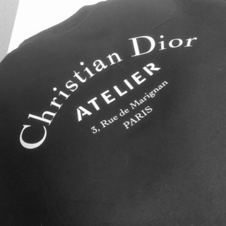 DIOR HOMME - dior atelier dior アトリエ tシャツ