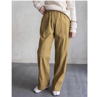 ENFOLD - VillD ビルド originalwool trousers