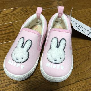 シマムラ(しまむら)のしまむら ミッフィー 靴 15㎝(スリッポン)