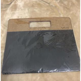 バイオ(VAIO)のVAIO  PCケース 革製(PC周辺機器)