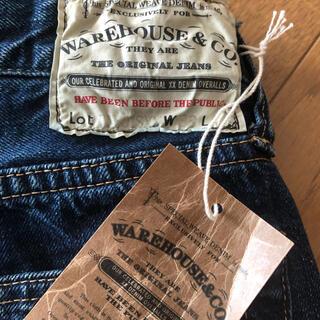 WAREHOUSE - 【新品】定価27500円 ウエアハウス セコハン 大戦モデル