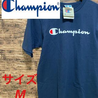 チャンピオン Tシャツ ネイビー タグ付 半袖