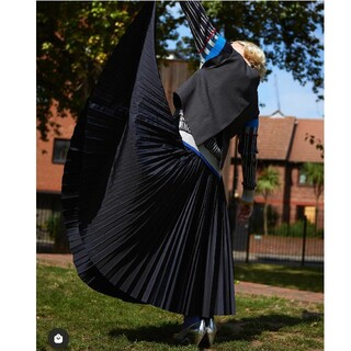 ENFOLD - 2020SS エンフォルド コレクションライン プリーツスカート enfold