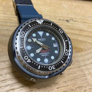 セイコー(SEIKO)のセイコー プロスペックス 1975 メカニカルダイバーズ 復刻デザイン(腕時計(アナログ))