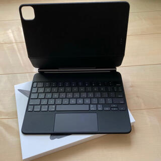 アップル(Apple)のMagic keyboard ipad用(iPadケース)