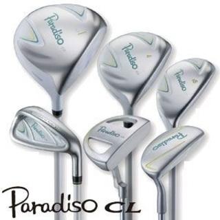 パラディーゾ(Paradiso)のパラディーゾCL レディースゴルフクラブセット 8本(クラブ)