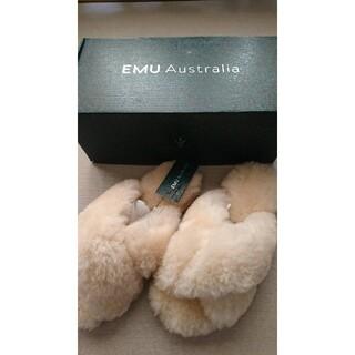 EMU - エミュー EMU ムートン サンダル ルームシューズ