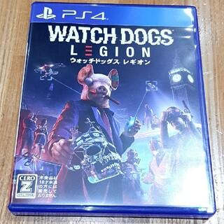 プレイステーション4(PlayStation4)のPS4 ウォッチドッグス レギオン Watch Dogs Legion ドックス(家庭用ゲームソフト)