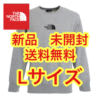 THE NORTH FACE - 【THE NORTH FACE】メンズ トレーナー スウェット ロゴ クルー