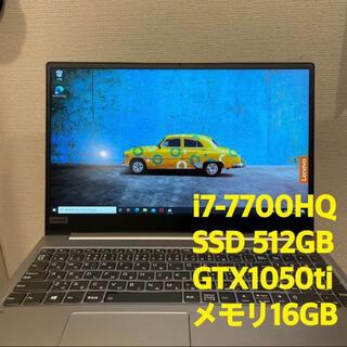 Lenovo - Lenovo idea Pad 720s-15IKB i7 16GB グラボ