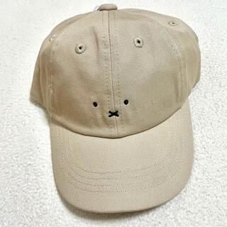 シマムラ(しまむら)のミッフィー 顔刺繍キャップ 帽子 50センチ(帽子)