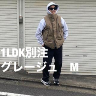1LDK SELECT - DAIWA PIER39 DOWN VEST M