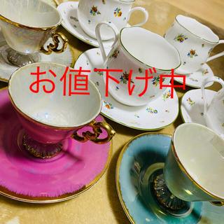 ミカサ(MIKASA)のミカサ カップ&ソーサー ファイン チャイナ カップ&ソーサー(グラス/カップ)