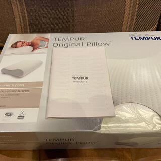 ぴかぴか〜様専用 TEMPUR テンピュール Pillow 枕 Mサイズ2(枕)