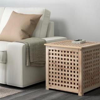イケア(IKEA)のIKEA HOL サイドテーブル(コーヒーテーブル/サイドテーブル)