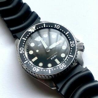 セイコー(SEIKO)の電池交換済 1980年SEIKO7C43-6010 ダイバープロフェッショナル(腕時計(アナログ))