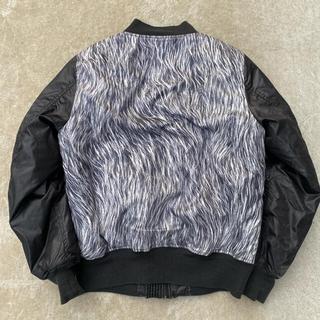 ジエダ(Jieda)の2010AW JIEDA Thinsulate Fur Design MA-1 (ブルゾン)