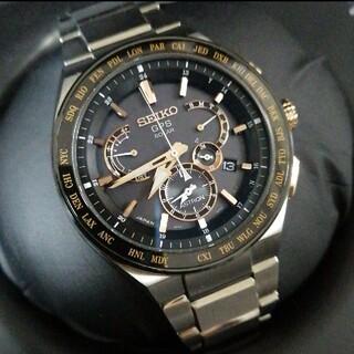 セイコー(SEIKO)の【美品】セイコー アストロン SBXB125(腕時計(アナログ))