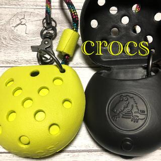 crocs - crocs 未使用 コインケースset