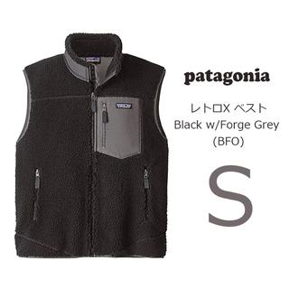 patagonia - パタゴニア レトロX ベスト / BLACK
