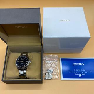 セイコー(SEIKO)の✅ 美品❗️ 腕時計 SEIKO SARX057  プレザージュ 自動巻 チタン(腕時計(アナログ))
