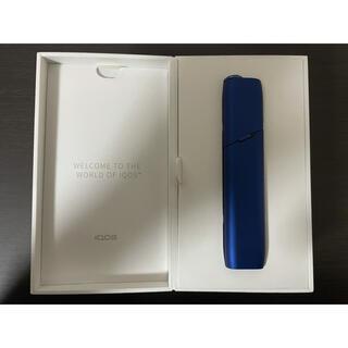 アイコス(IQOS)のIQOS アイコス マルチ3  ブルー(タバコグッズ)